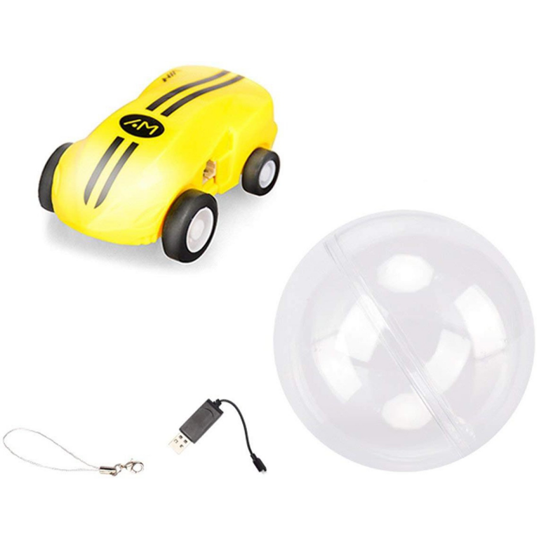 Mini coche Rapid Monster de Toy Stand coleccionable y de conducción de 360º